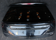 FORD FOCUS MK3 TAILGATE BOOT LID WITH SPOILER IN BLACK 2008 - 2012